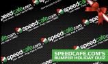 Speedcafe.com's Bumper Holiday Quiz