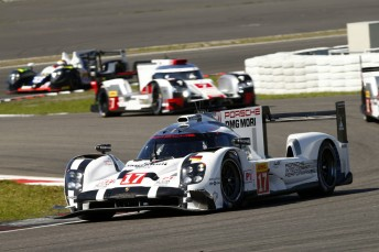 Webber feels at home in sportcars
