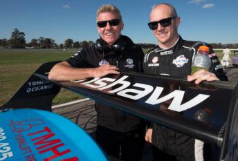 Charlie Schwerkolt and Lee Holdsworth will team up to from a new operation for the 2016 V8 Supercars