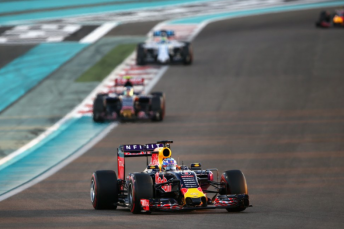 Daniel Ricciardo will be looking for a much stronger season after a difficult 2015