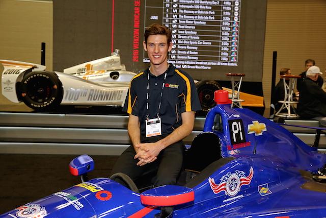 Matthew Brabham set for IndyCar simulator test ahead of his Pirtek Team Murray Indy 500 program
