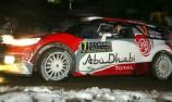 Meeke heads Rallye Monte Carlo