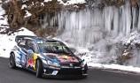 Ogier makes his move at Rallye Monte Carlo