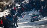 Ogier checks out at Rallye Monte Carlo
