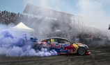 Whincup shows off new Red Bull at Summernats