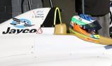 Formula 4 team AGI Sport signs kart driver