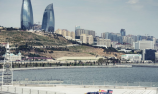 Baku organisers deny F1 race under threat