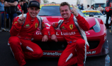 Denyer replaces Pye in Maranello Ferrari