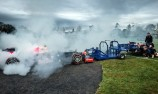 VIDEO: Red Bull F1 takes on rugby scrum