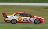 VIDEO: Coulthard's first DJR Team Penske laps