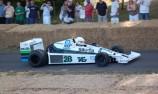 Alan Jones Williams F1 car heads PI Classic field