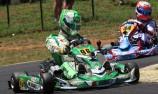 Renewed David Sera leads Aust Kart Champs