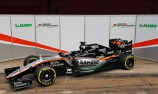 Force India displays VJM09 contender