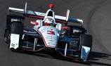 Penske pair top Phoenix IndyCar test