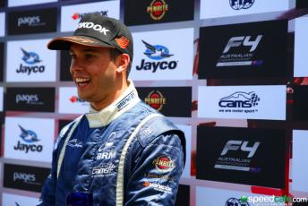 Jordan Lloyd will head to America to continue his single seater career