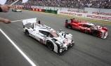 Porsche uncovers Le Mans winning engine