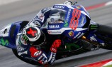 Lorenzo sets the pace at Sepang MotoGP test