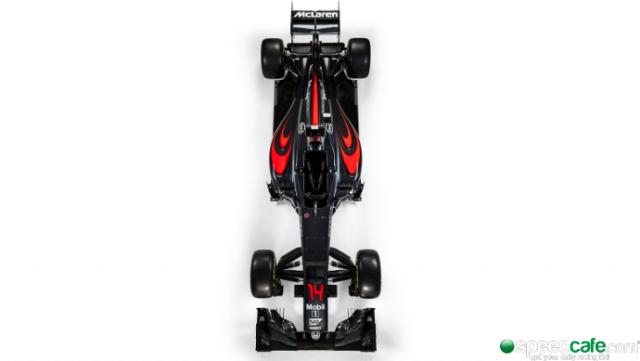 McLaren MP4-31 3