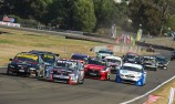 Evans wins round, claims NZ Touring Car title
