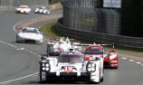 SAFER barriers installed at Le Mans