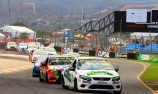 New look V8 Utes attracts 17 car Clipsal field