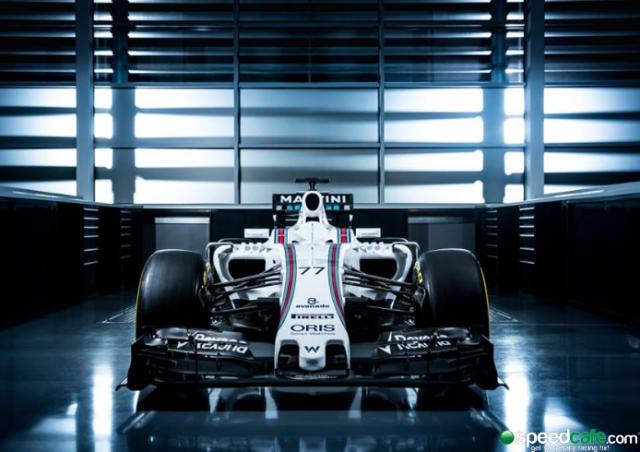 Williams FW38 2