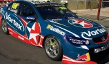 Whincup subs for Lowndes at shakedown