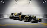 Renault Sport F1 unveils car, confirms Magnussen