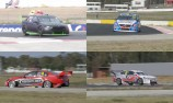 VIDEO: Winton V8 Supercars pre-season test