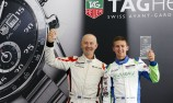 Campbell on pole for Carrera Cup opener