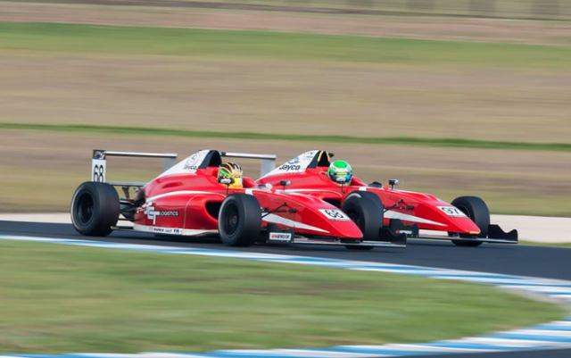 Eight cars have been confirmed so far for the 2016 Australian F4 Championship