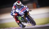 Lorenzo dominates final day in Qatar