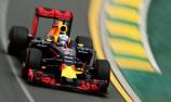 Ricciardo equals Aussie best in F1 AGP