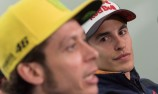 Rossi not expecting Marquez rivalry to erupt