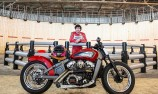 VIDEO: Guy Martin's Wall of Death record