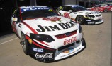 DJR unveils 2011 livery, confirms co-drivers