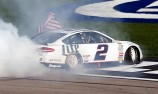 Keselowski comes up trumps in Las Vegas