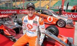 Whincup's maiden F1 drive