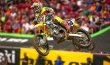 Roczen claims AMA Supercross Foxborough win