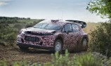 Citroen completes first test of 2017 WRC machine