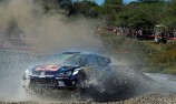 Latvala leads as Paddon stars in Argentina