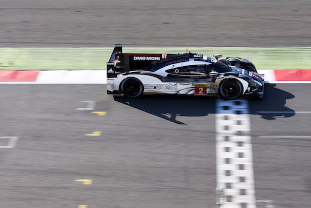 Neel Jani, Romain Dumas and Marc Lieb have been handed the win at Silverstone after the #7 Audi was disqualified