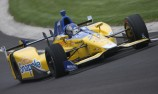 Andretti quickest in Indy 500 aero test