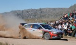 Paddon on the verge of WRC victory in Argentina