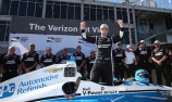 Pagenaud pips Power to Barber IndyCar pole