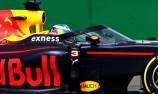 Ricciardo encouraged after 'aeroscreen' debut