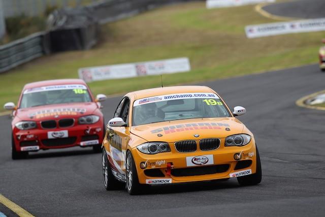 pic: championship winning team Sherrin Racing - Nathan Wong/Speed Shots Photography