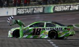 Kyle Busch unstoppable at Texas