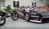 Revised Phillip Island livery for Kelly