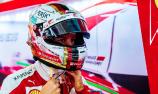 Vettel receives five place grid drop